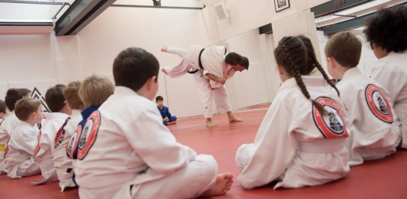ON THE MAT with Ray Stevens. Our local Olympic Medallist explains how Judo can equip kids for life
